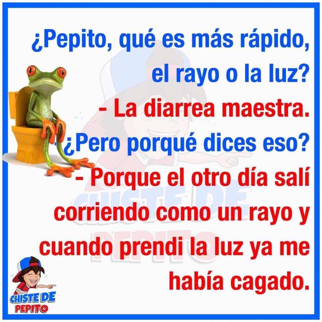 Pepito, qué es más rápido